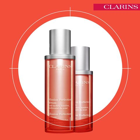 mission perfection clarins barato