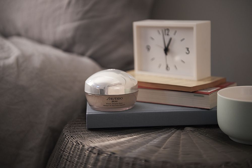 Shiseido Ibuky Sleeping Mask