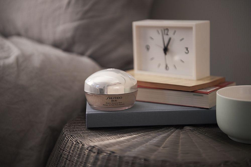 Shiseido Ibuky Sleeping Mask