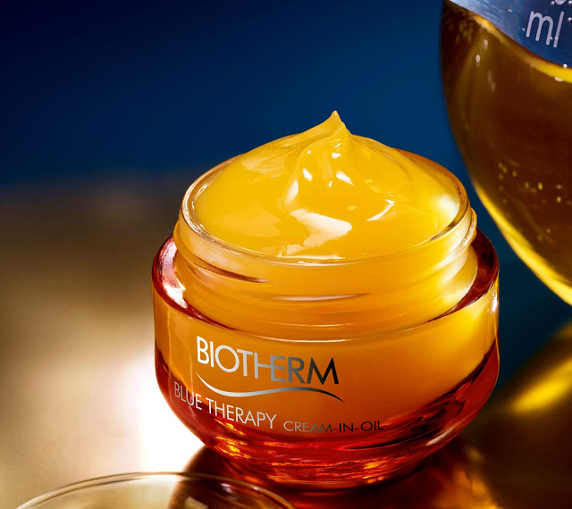 Biotherm blue therapy Cream in oil