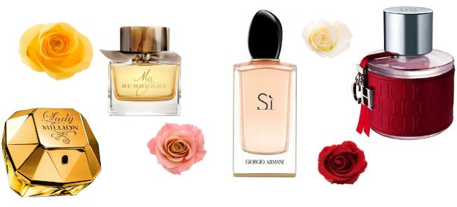 Banner perfumes de mujer