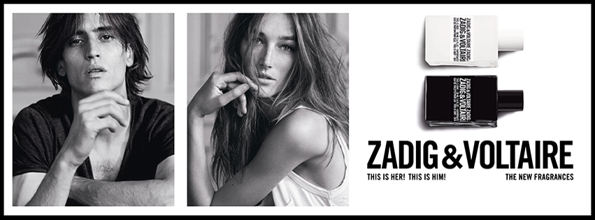 Zadig & Voltaire perfumes