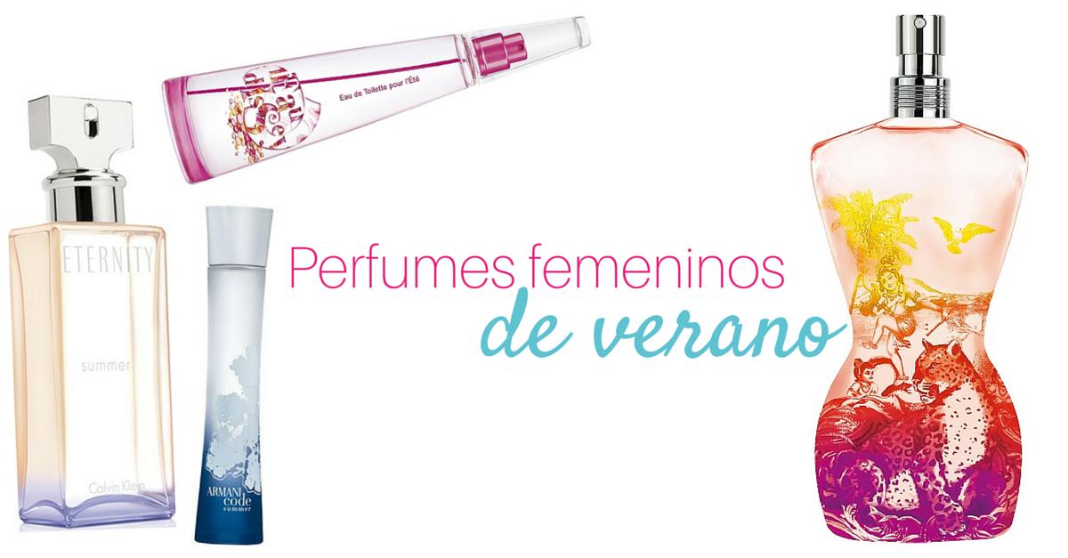 perfumes de verano de mujer de 2015