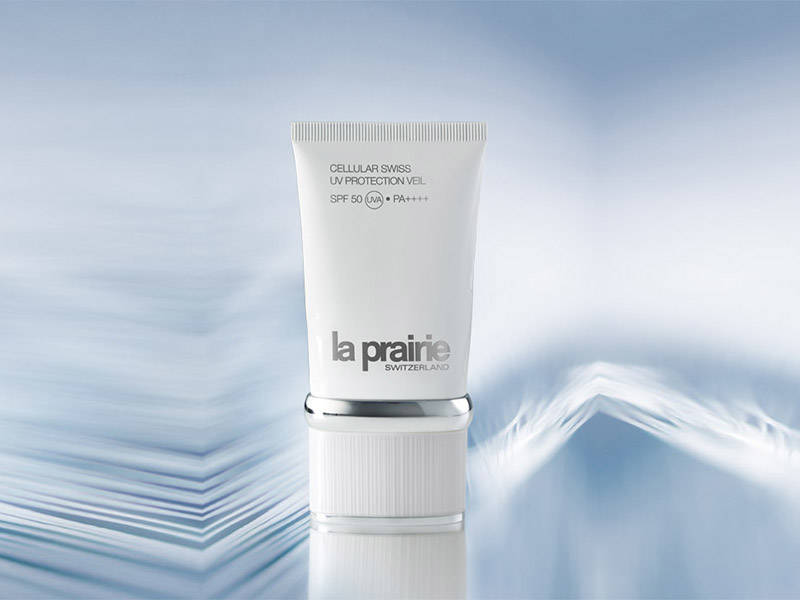 cellular swiss protection veil 50 SPF la prairie