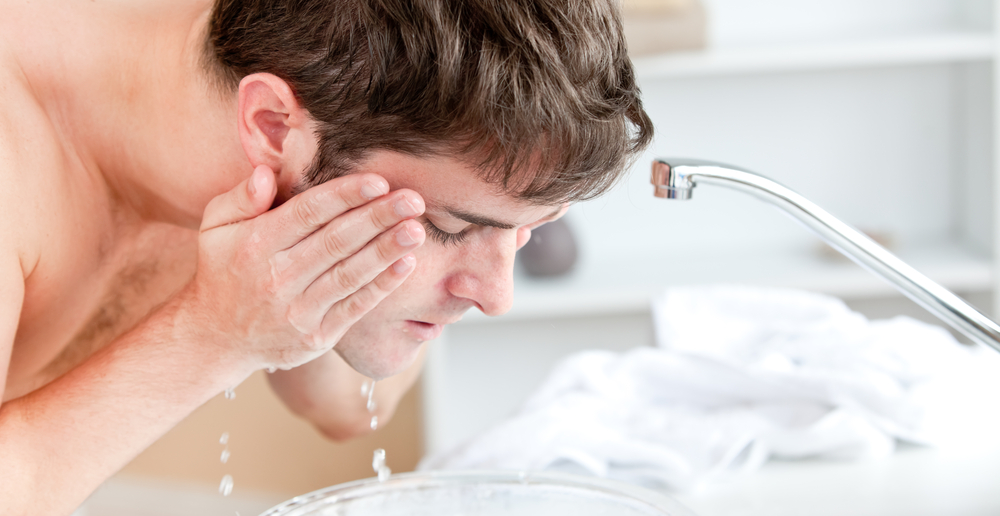 limpiador facial hombre