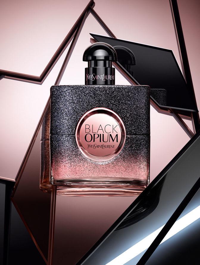 YSL Black Opium Floral Shock