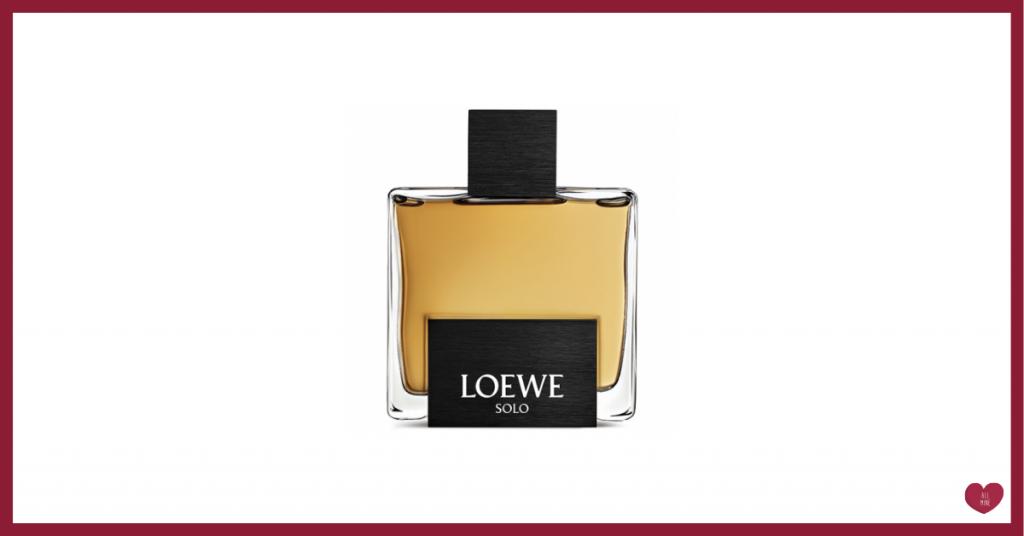 Cuatro Historias de amor y cuatro fragancias por San Valentín como Solo de Loewe