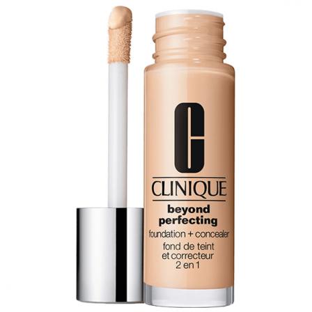 transformar-maquillaje-dia-noche-san-valentin-lucia-puebla-clinique-maquillaje-perfeccionador-larga-duracion-beyond-perfecting-cream-caramel