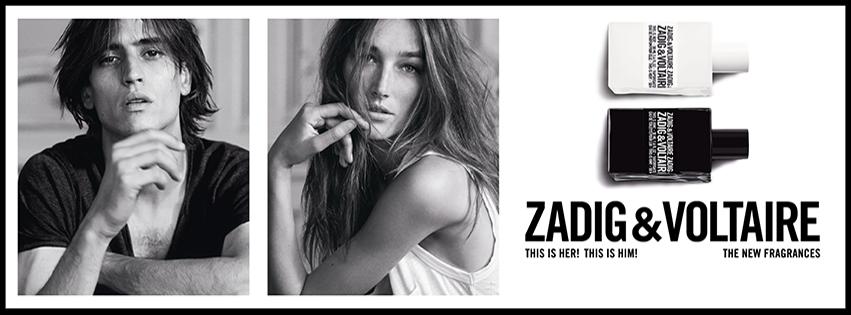 Zadig & Voltaire perfumes