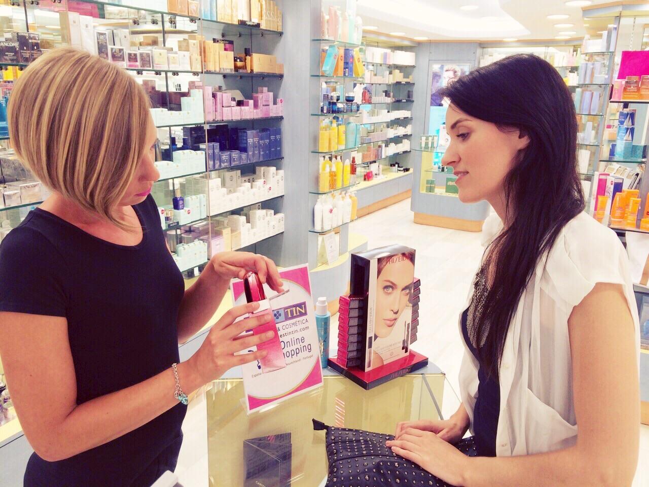 perfumerias online tintin