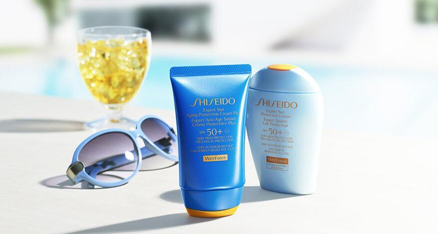 Comprar solares Shiseido Online